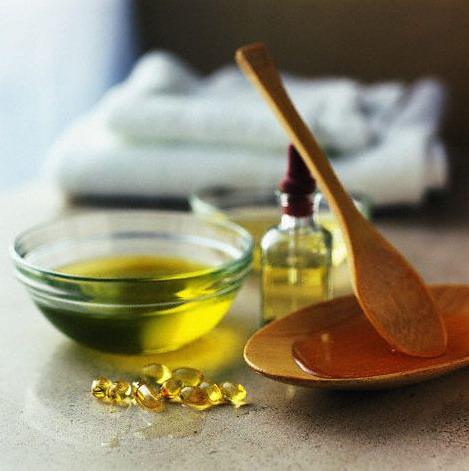 Olive Oil and Vitamin E for Spa Recipe